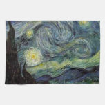 Noche estrellada - Van Gogh Toalla