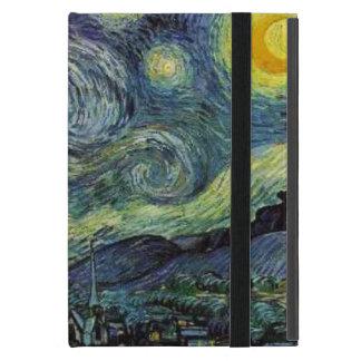 Noche estrellada, Vincent van Gogh. iPad Mini Funda