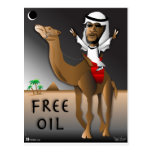 Noche libre del aceite postal