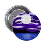 Noche llenada luna por el suicidio de Chrystal Pin