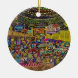 'Noche Market de Angkor Ornamento De Navidad