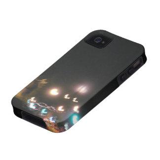 Noche oscura iPhone 4/4S carcasas