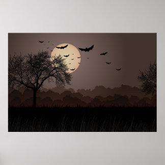 Noche oscura poster