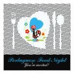 Noche portuguesa de la comida comunicados