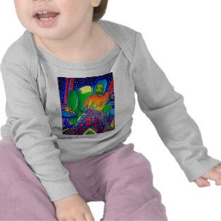 Noche que hace punto por Piliero Camiseta