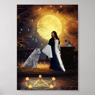 Noche ritual impresiones