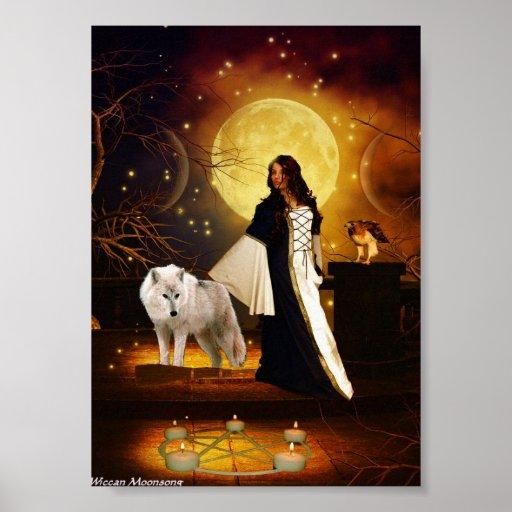 Noche ritual póster
