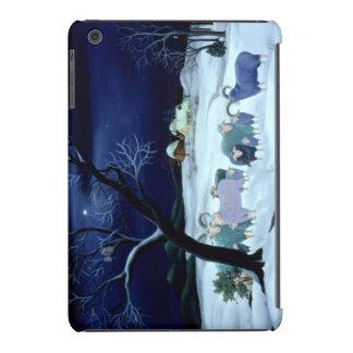 Noche santa 1995 de la noche silenciosa funda para iPad mini retina