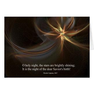 Noche santa de O Felicitaciones