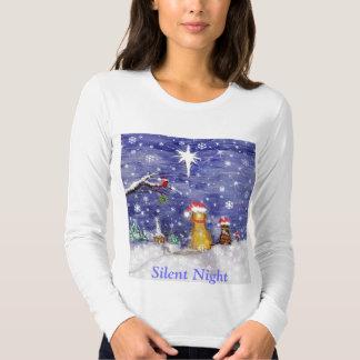 Noche silenciosa - noche santa poleras