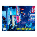 Noche Vieja el Times Square Postal