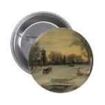 Nochebuena - botón #2 pin
