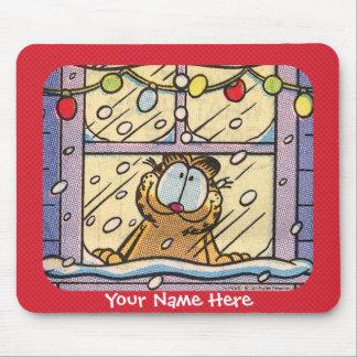 Nochebuena Mousepad de Garfield