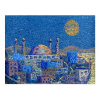 Noches árabes postales