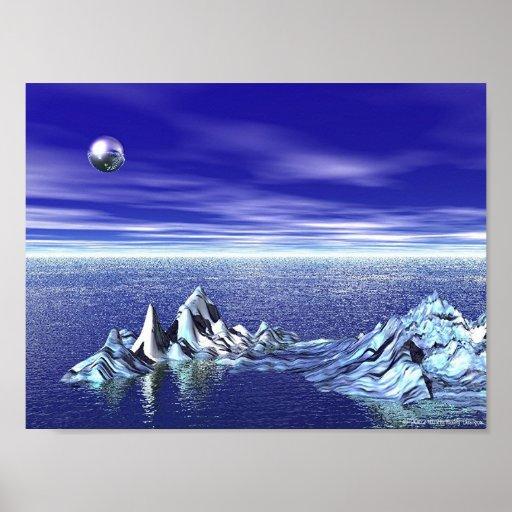 Noches árticas poster