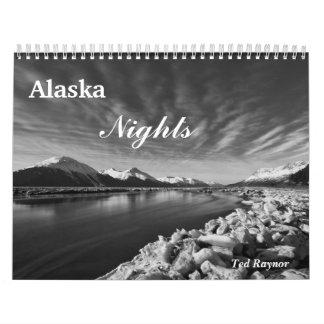 Noches de Alaska Calendario