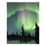 Noches de Alaska Membrete Personalizado