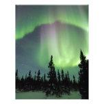 Noches de Alaska Plantilla De Membrete