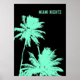 Noches de Miami Póster