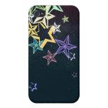 Noches estrelladas iPhone 4 carcasas