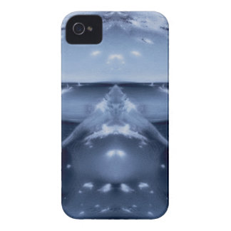 Noches galácticas Case-Mate iPhone 4 protector