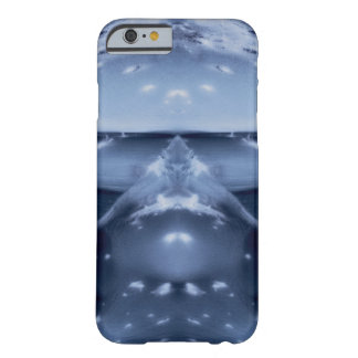 Noches galácticas funda para iPhone 6 barely there