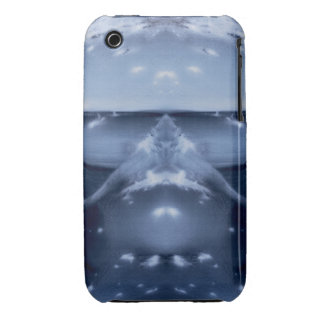 Noches galácticas iPhone 3 carcasas