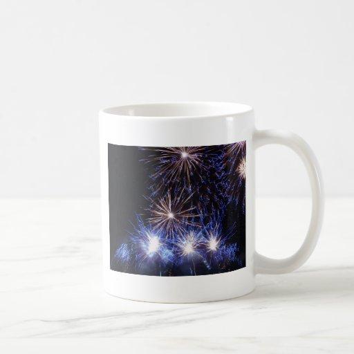 Nochevieja Style Tazas De Café