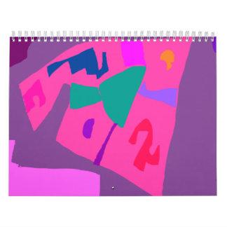 Noción de la leyenda del silencio del arte que lla calendarios