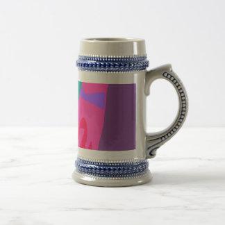 Noción de la leyenda del silencio del arte que lla taza de café