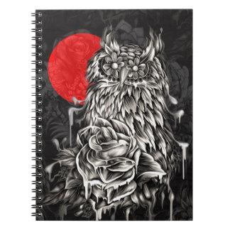 Noctámbulo Cuaderno