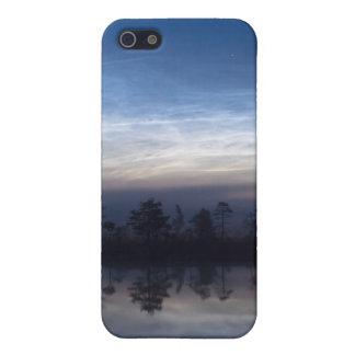 Noctilucent Clouds Soomaa National Park Estonia iPhone SE/5/5s Case