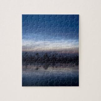 Noctilucent Clouds Soomaa National Park Estonia Puzzles