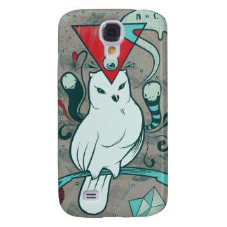 Noctua Galaxy S4 Cover