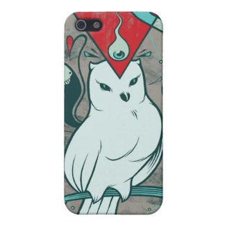 Noctua iPhone SE/5/5s Cover