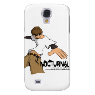Nocturnal: A Soul Is Born Samsung Galaxy S4 Case