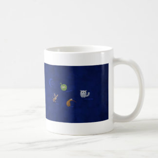 Nocturnal Animals Coffee Mug