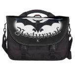 Nocturnal Bat Laptop Bags