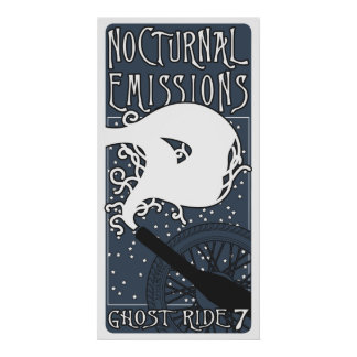 Nocturnal Emissions Poster