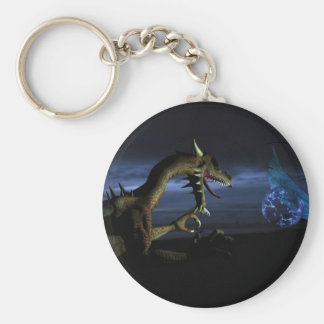 Nocturnal fight key chain
