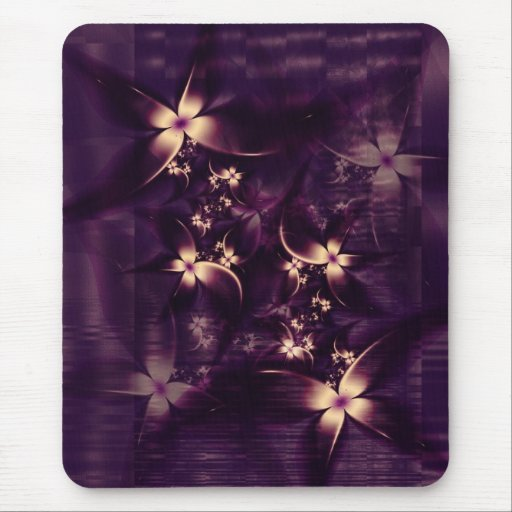 Nocturnal Hymn Mouse Pads