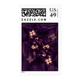 Nocturnal Hymn Postage Stamps