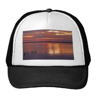 Nocturnal Paddle Boarder Returns Trucker Hat
