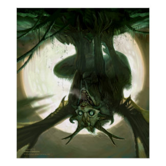 Nocturnal Predator Poster