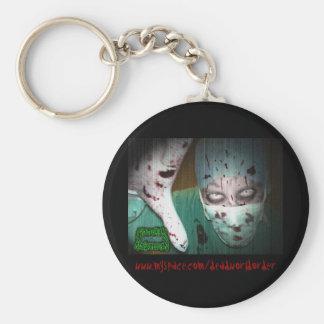 Nocturnal Resurrection - Dr. Butcher Basic Round Button Keychain