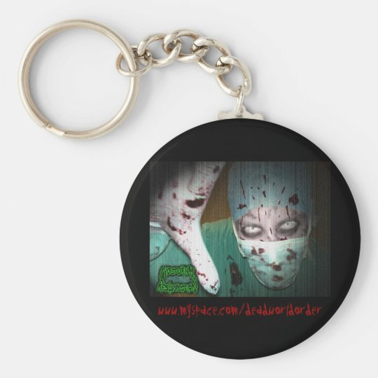 Nocturnal Resurrection - Dr. Butcher Keychain