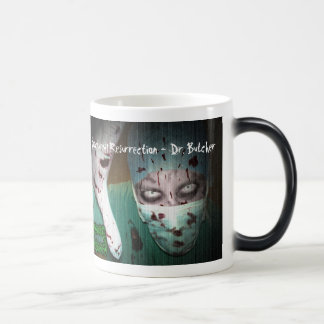 Nocturnal Resurrection - Dr. Butcher 11 Oz Magic Heat Color-Changing Coffee Mug
