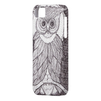 Nocturnal Thinker iPhone SE/5/5s Case