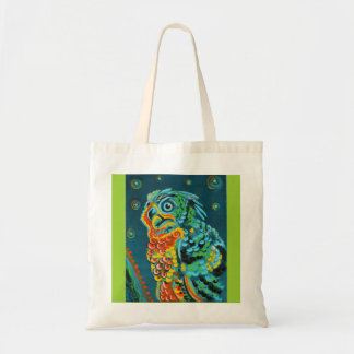 Nocturnal Vision Budget Tote Bag