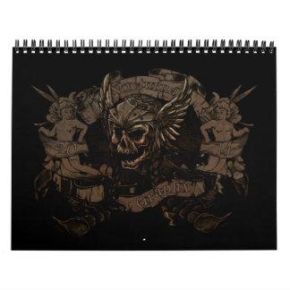 NocturnalGraphx 2014 Calendar